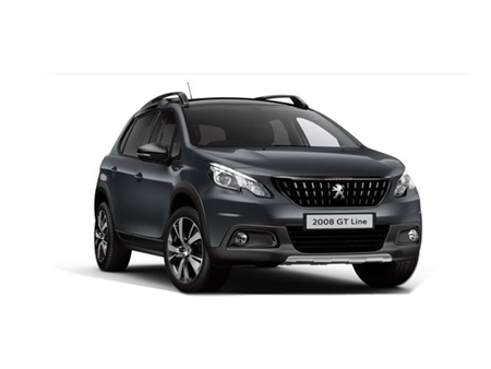 Peugeot 2008 Crossover 1.6 BlueHDi 100 GT Line
