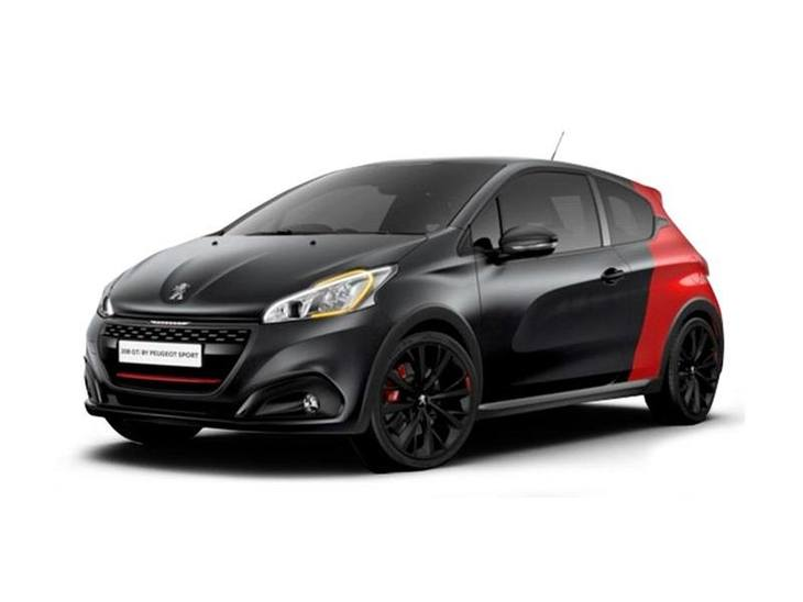 peugeot 208 3 door 1 6 thp gti by peugeot sport car. Black Bedroom Furniture Sets. Home Design Ideas