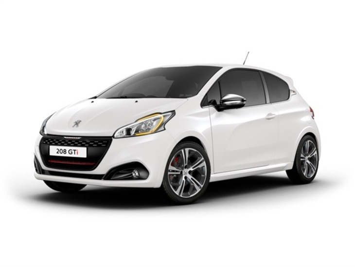 peugeot 208 3 door 1 6 thp gti prestige car leasing nationwide vehicle contracts. Black Bedroom Furniture Sets. Home Design Ideas