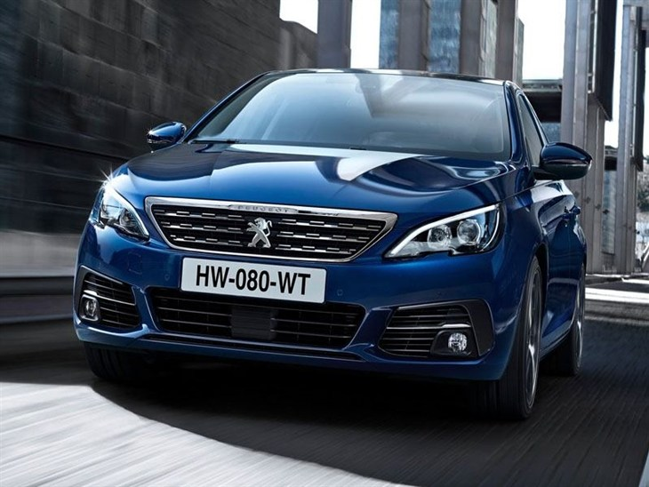 peugeot 308 1 2 puretech 130 allure eat6 car leasing nationwide vehicle contracts. Black Bedroom Furniture Sets. Home Design Ideas