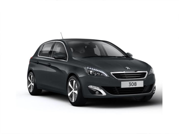 peugeot 308 1 6 bluehdi 120 allure 5dr eat6 car leasing nationwide vehicle contracts. Black Bedroom Furniture Sets. Home Design Ideas