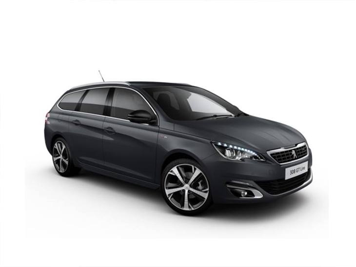 peugeot 308 sw 2 0 bluehdi 150 gt line car leasing nationwide vehicle contracts. Black Bedroom Furniture Sets. Home Design Ideas