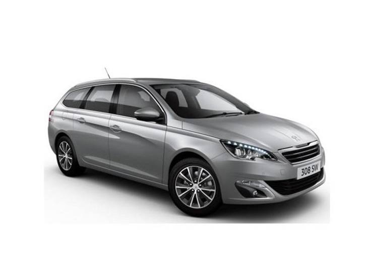 peugeot 308 sw 1 6 bluehdi 120 allure car leasing nationwide vehicle contracts. Black Bedroom Furniture Sets. Home Design Ideas