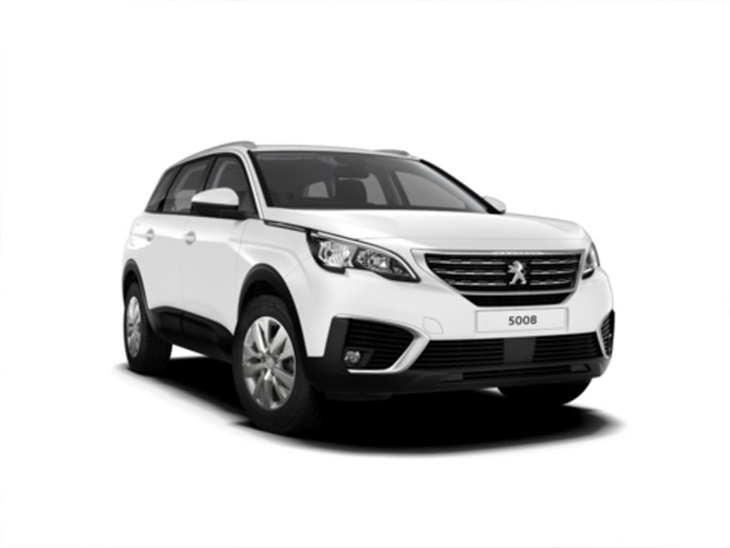 peugeot 5008 crossover 1 6 bluehdi active car leasing. Black Bedroom Furniture Sets. Home Design Ideas