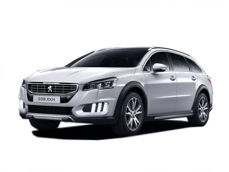 peugeot 508 rxh 2 0 bluehdi hybrid4 egc car leasing. Black Bedroom Furniture Sets. Home Design Ideas
