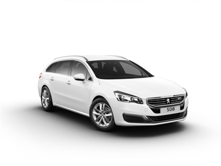 peugeot 508 sw 1 6 bluehdi 120 active car leasing. Black Bedroom Furniture Sets. Home Design Ideas