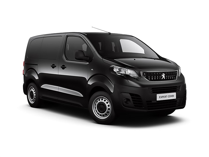 peugeot expert combi 1 5 bluehdi 120 compact 6dr car leasing nationwide vehicle contracts. Black Bedroom Furniture Sets. Home Design Ideas