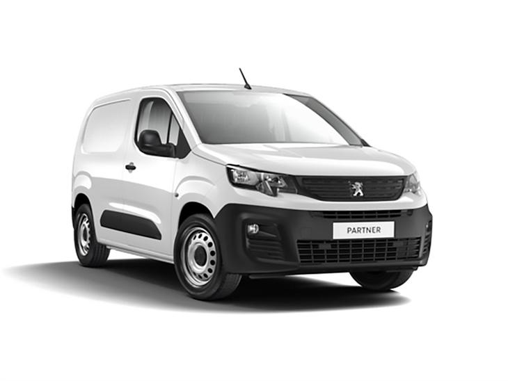 588a202032 Peugeot Partner Standard 1000 1.6 BlueHDi 75 Grip Van