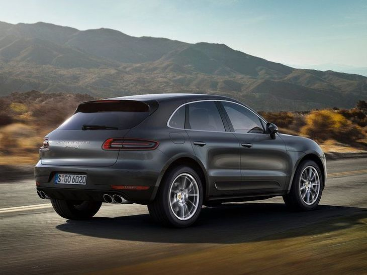 Porsche Macan Turbo Performance PDK | Car Leasing | Nationwide ... on