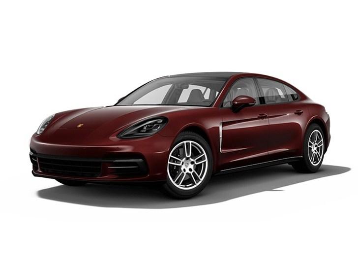 Porsche Panamera Lease >> Porsche Panamera Hatchback 3 0 V6 4 Executive Pdk Car