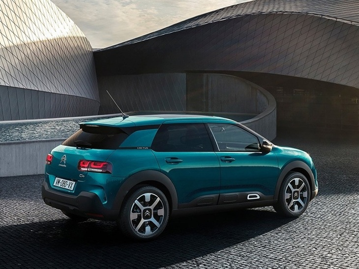Citroen C4 Cactus *New Model*