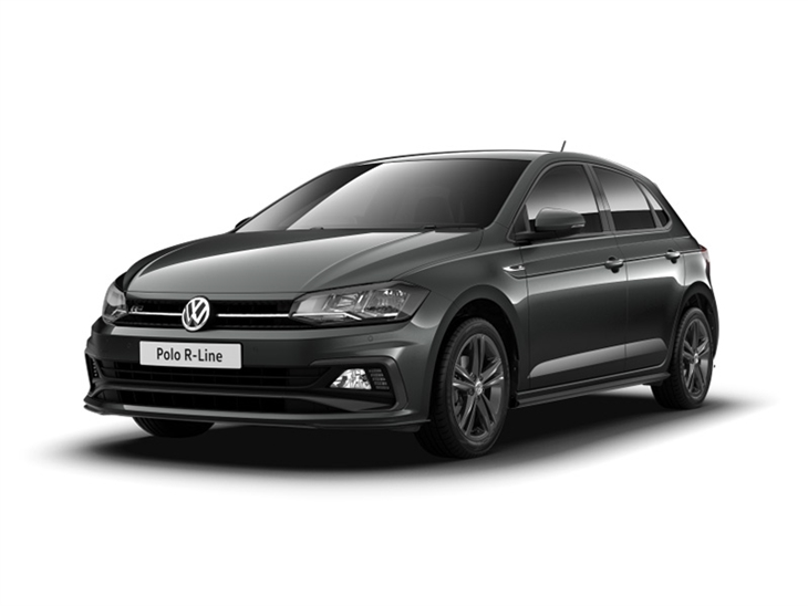 volkswagen polo 1 0 tsi 115 r line dsg car leasing nationwide vehicle contracts. Black Bedroom Furniture Sets. Home Design Ideas