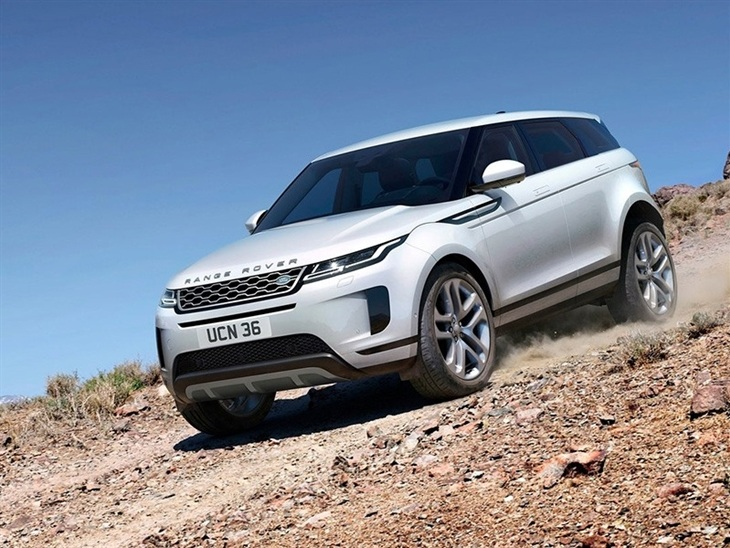 Range Rover Lease >> Land Rover Range Rover Evoque 2 0 P200 R Dynamic Auto Car Leasing Nationwide Vehicle Contracts