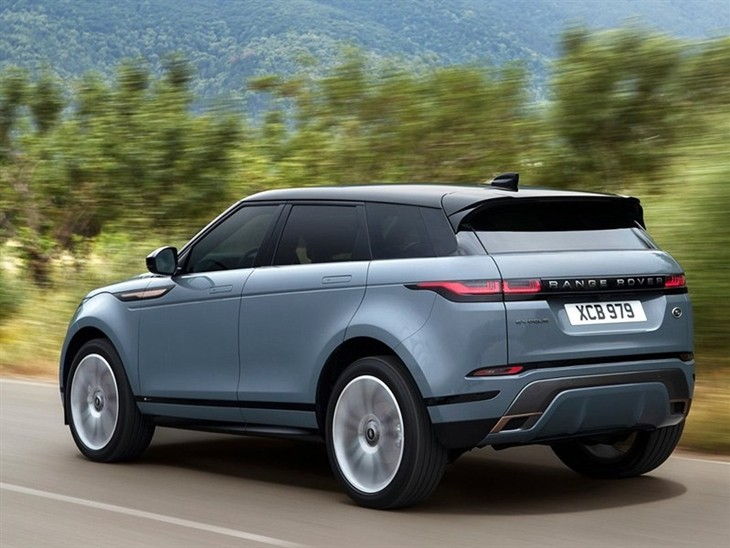 land rover range rover evoque new model 2 0 p200 auto. Black Bedroom Furniture Sets. Home Design Ideas