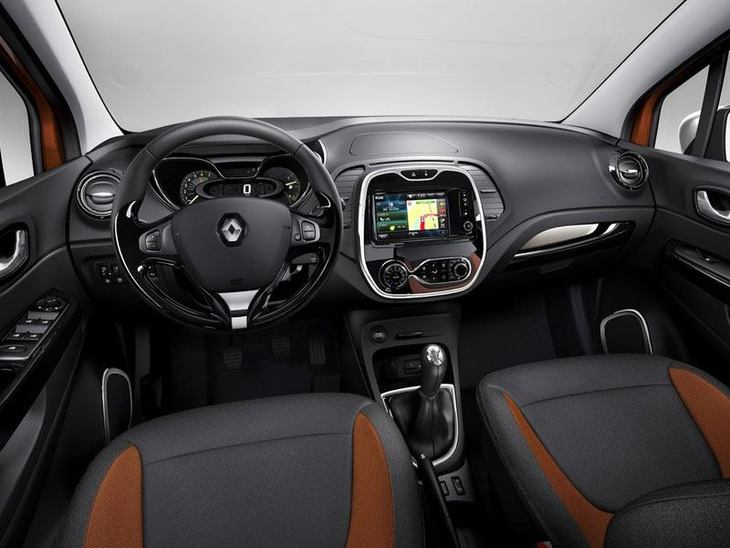 Renault Captur Intertior