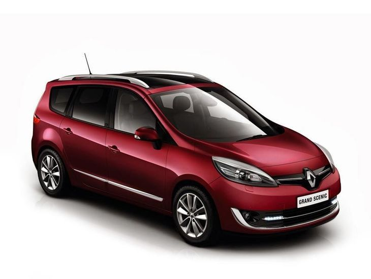 Renault Grand Scenic 1.5 dCi Dynamique Nav