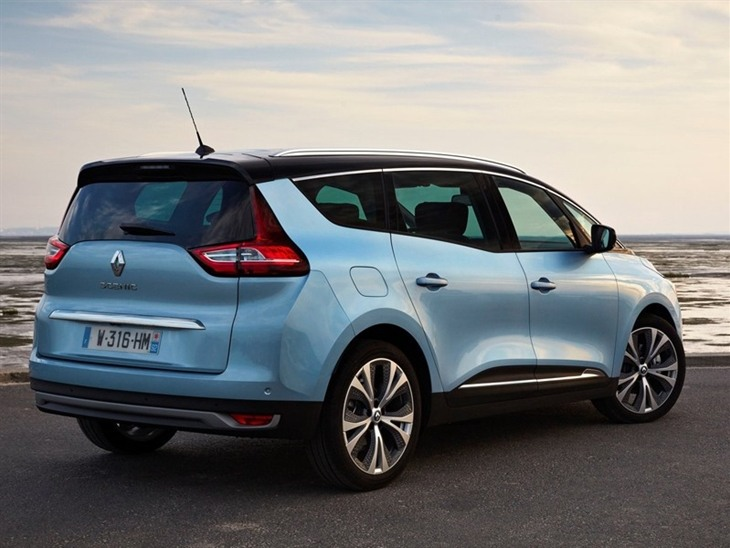 Renault Grand Scenic 1 5 Dci Hybrid Assist Signature Nav