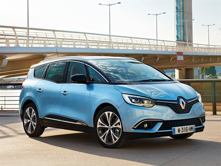 renault grand scenic 1 5 dci hybrid assist signature nav car leasing nationwide vehicle. Black Bedroom Furniture Sets. Home Design Ideas