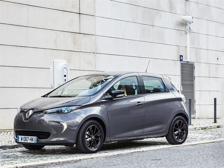 renault zoe 80kw i dynamique nav r110 40kwh 22kwch auto. Black Bedroom Furniture Sets. Home Design Ideas