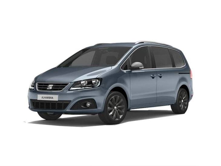 Seat Alhambra Connect