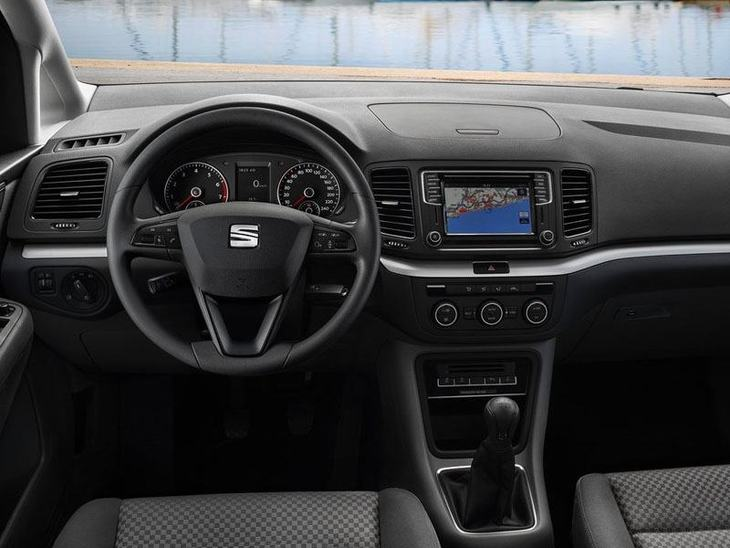 seat alhambra 2 0 tdi cr se 150 dsg car leasing nationwide vehicle contracts. Black Bedroom Furniture Sets. Home Design Ideas