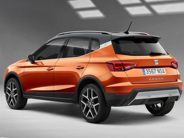seat arona 1 0 tsi 115 fr car leasing nationwide vehicle contracts. Black Bedroom Furniture Sets. Home Design Ideas