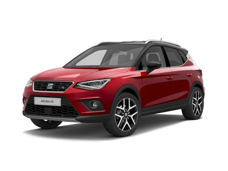 seat arona 1 0 tsi 115 fr sport dsg car leasing nationwide vehicle contracts. Black Bedroom Furniture Sets. Home Design Ideas