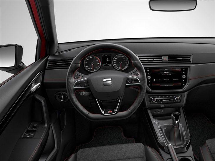seat arona 1 0 tsi 115 fr dsg car leasing nationwide. Black Bedroom Furniture Sets. Home Design Ideas