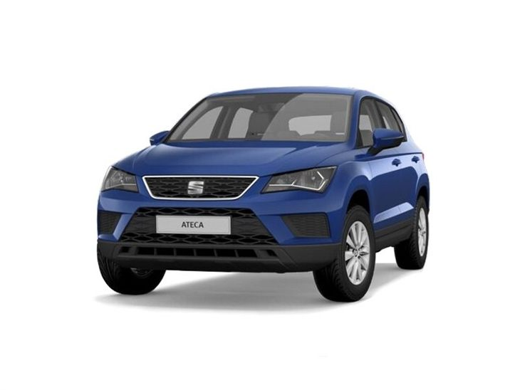 seat ateca 1 0 tsi ecomotive s car leasing nationwide vehicle contracts. Black Bedroom Furniture Sets. Home Design Ideas