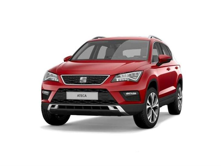 seat ateca 1 0 tsi ecomotive se technology car leasing nationwide vehicle contracts. Black Bedroom Furniture Sets. Home Design Ideas