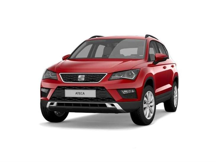 seat ateca 1 0 tsi ecomotive se car leasing nationwide vehicle contracts. Black Bedroom Furniture Sets. Home Design Ideas
