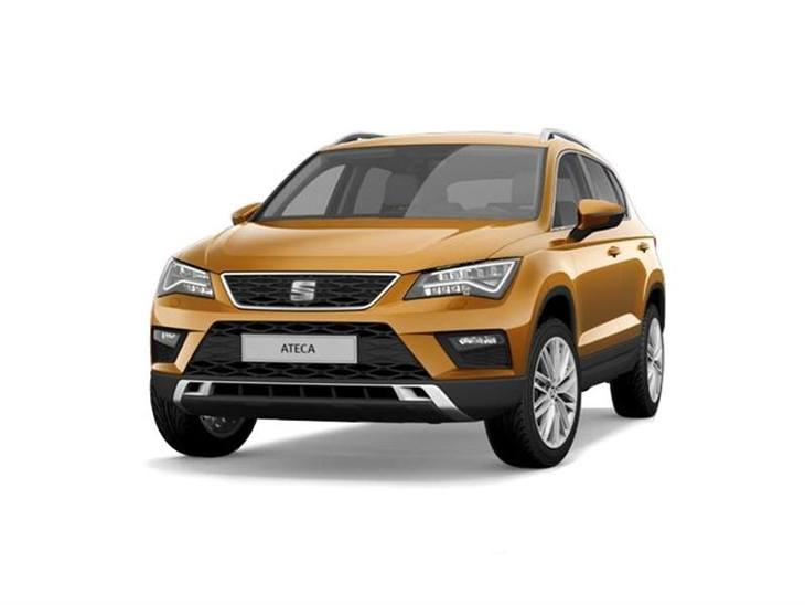 seat ateca 2 0 tdi xcellence dsg 4drive car leasing nationwide vehicle contracts. Black Bedroom Furniture Sets. Home Design Ideas
