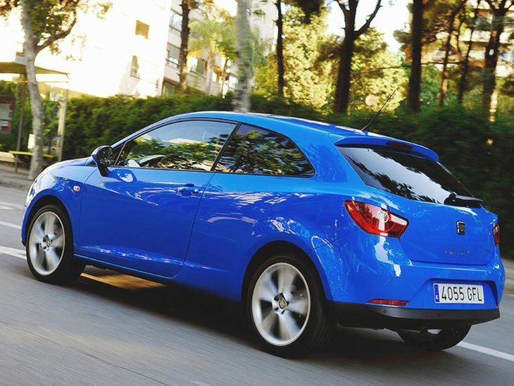 seat ibiza sport coupe 1 2 tsi 110 fr technology car. Black Bedroom Furniture Sets. Home Design Ideas
