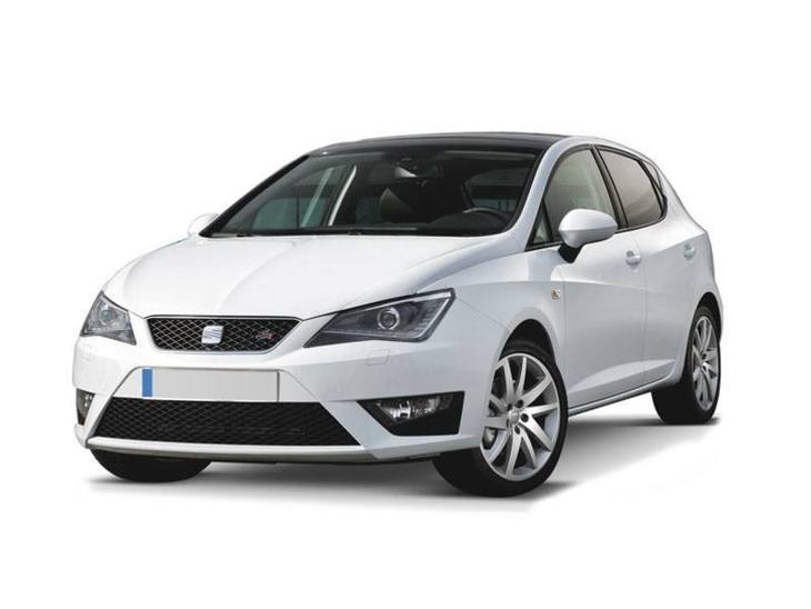 seat ibiza hatchback 1 0 ecotsi 110 fr dsg contract hire and car lease from. Black Bedroom Furniture Sets. Home Design Ideas