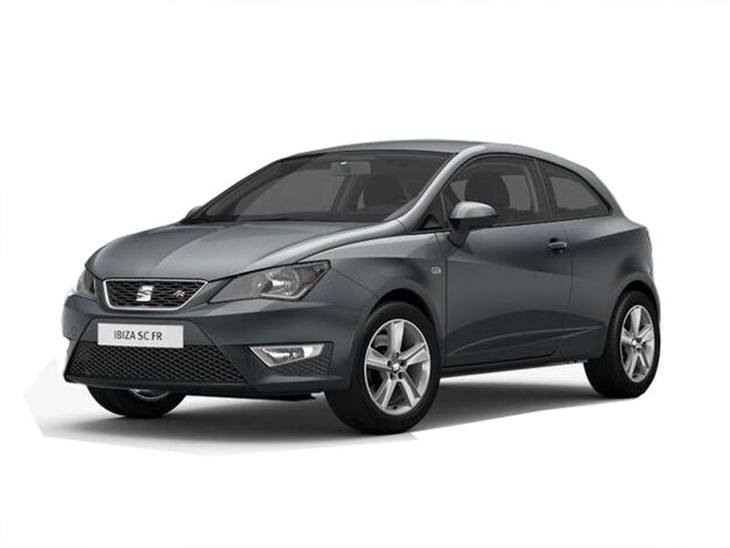 seat ibiza sport coupe 1 4 tdi 105 fr technology car. Black Bedroom Furniture Sets. Home Design Ideas
