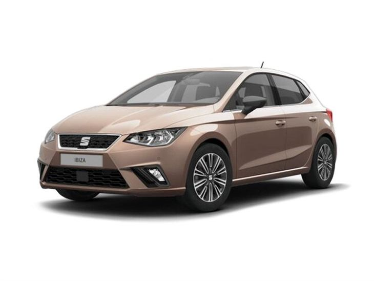 seat ibiza hatchback 1 0 xcellence car leasing nationwide vehicle contracts. Black Bedroom Furniture Sets. Home Design Ideas