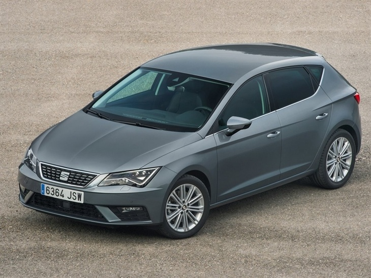 seat leon hatchback 2 0 tsi cupra 300 car leasing. Black Bedroom Furniture Sets. Home Design Ideas
