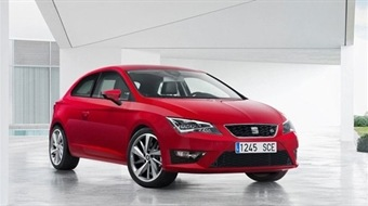 2 Year Business Savings on Seat Leon Sport Coupe 2.0 TDI 184 FR
