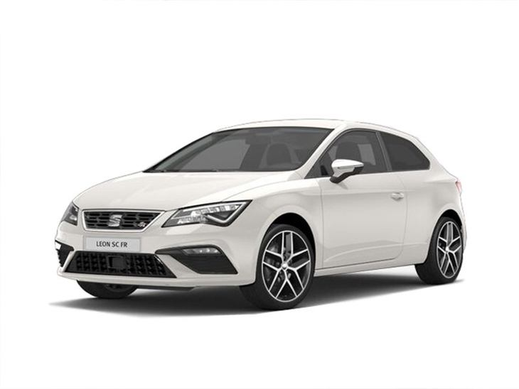 Seat Leon Sport Coupe 14 TSI FR Titanium Technology  Car Leasing
