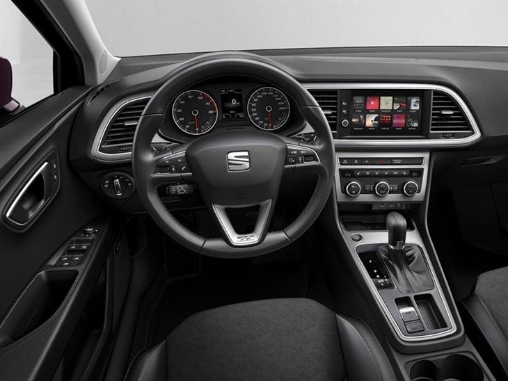 Hertz Monthly Rental >> Seat Leon Sport Tourer 1.6 TDI SE Dynamic Technology DSG | Car Leasing | Nationwide Vehicle ...