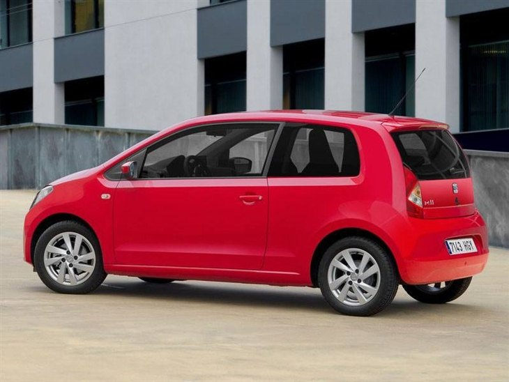 seat mii 1 0 fr line 3dr car leasing nationwide vehicle contracts. Black Bedroom Furniture Sets. Home Design Ideas