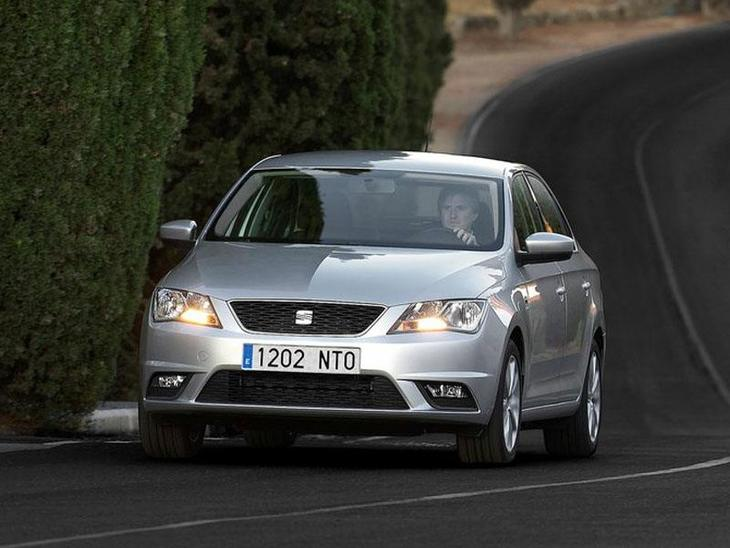Seat Toledo Silver Front 3