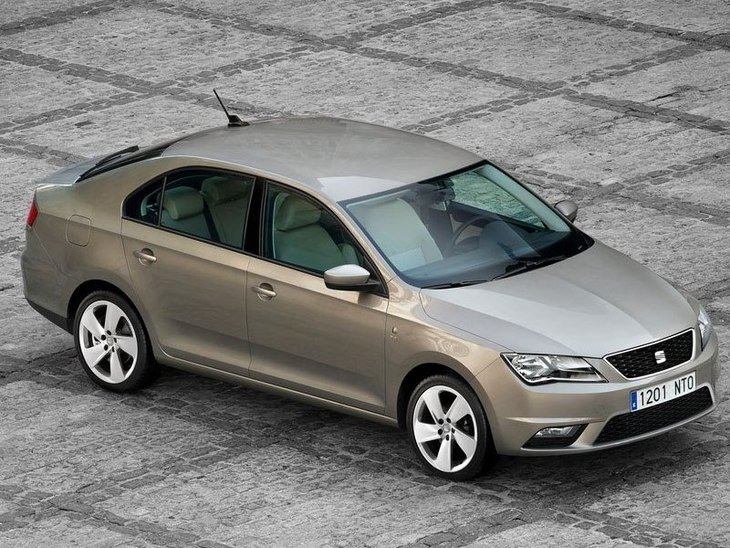 Seat Toledo Silver Top 2