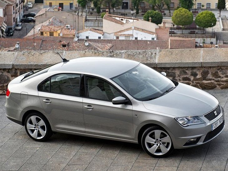Seat Toledo Silver Top