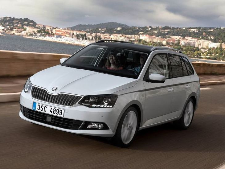 skoda fabia estate 1 0 mpi s car leasing nationwide vehicle contracts. Black Bedroom Furniture Sets. Home Design Ideas