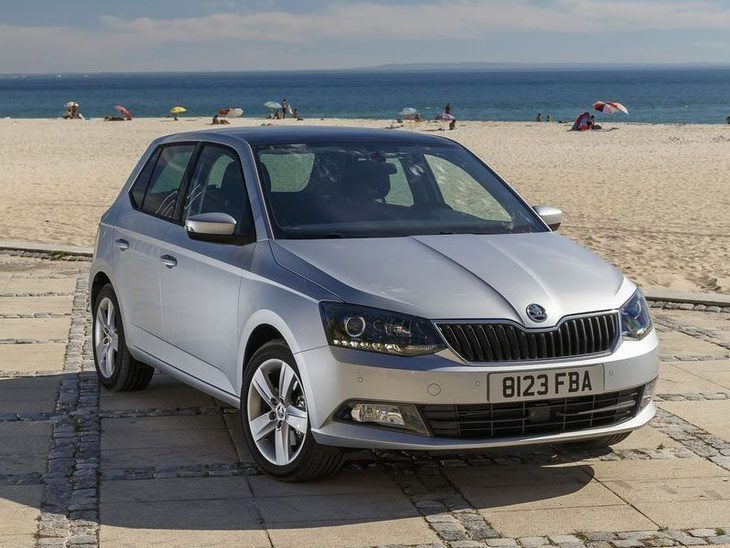 skoda fabia 1 2 tsi se dsg car leasing nationwide. Black Bedroom Furniture Sets. Home Design Ideas