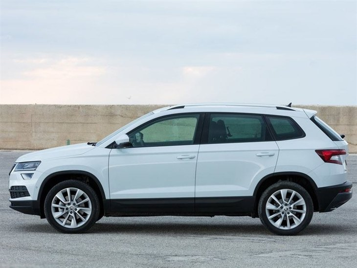 Skoda Karoq 1 5 Tsi Se Technology Dsg Car Leasing