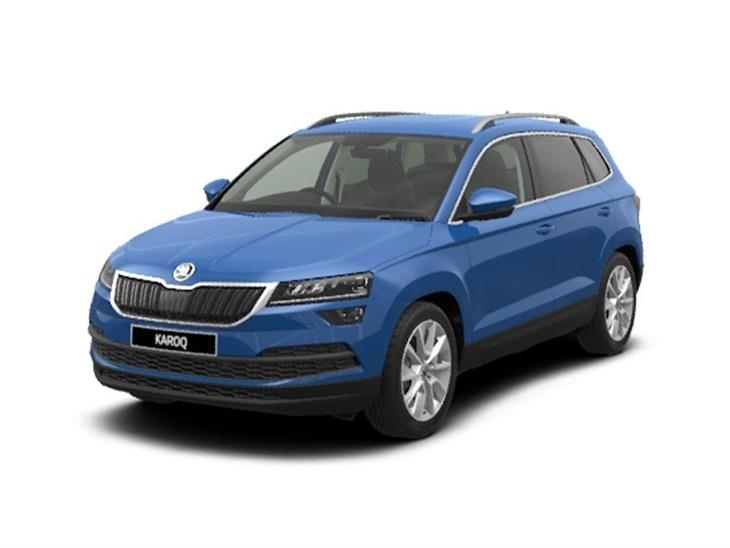 skoda karoq 1 6 tdi se l car leasing nationwide vehicle contracts