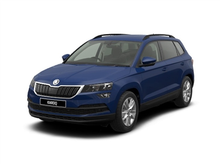 skoda karoq 1 5 tsi se technology car leasing. Black Bedroom Furniture Sets. Home Design Ideas
