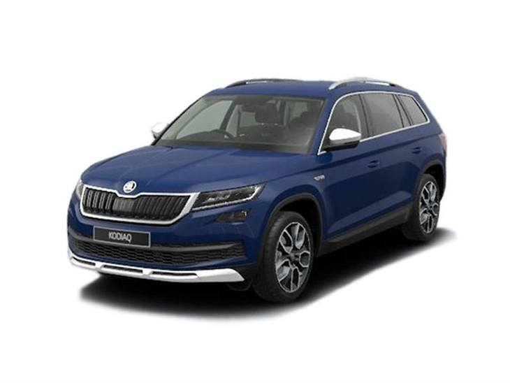 skoda kodiaq 2 0 tdi scout 4x4 dsg 7 seat car leasing. Black Bedroom Furniture Sets. Home Design Ideas